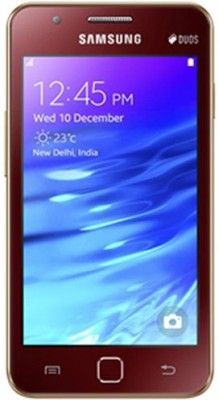 Samsung Z1 (Wine Red, 4096 MB)(768 MB RAM) 1
