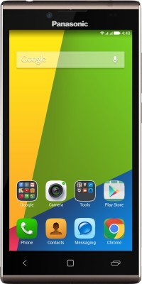 Panasonic P66 Mega (Russet Brown, 16 GB)(2 GB RAM) at flipkart