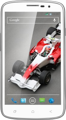 Xolo Q1000 Opus White Mobile