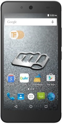 Micromax Canvas Juice 3 Q392 (Cosmic Grey, 8 GB)(2 GB RAM)  available at flipkart for Rs.5990