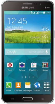 Samsung Galaxy Mega 2 Dual Sim (Black, 1.5 GB)