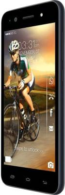 Karbonn Mach One Titanium S310 (Dark Blue, 8 GB)