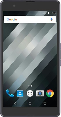 Yu Yureka Note (Black, 16 GB)(3 GB RAM) at flipkart