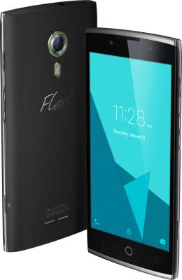 Alcatel Flash 2 (Volcanic Grey, 16 GB)