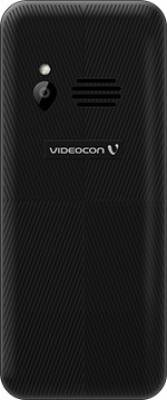 Videocon v1552 (Black, Red)
