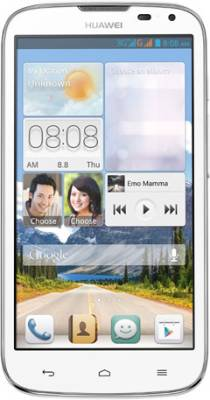 Huawei Ascend G610 (White, 4 GB)