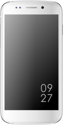 Micromax Canvas 4 A210 (White, 16 GB)(1 GB RAM) at flipkart