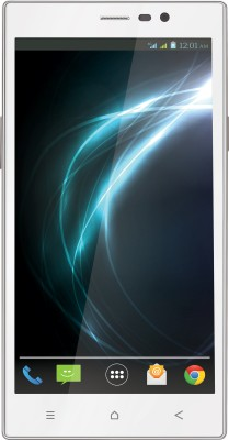 Lava Magnum X604 (White, 8 GB)(1 GB RAM) at flipkart