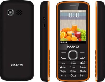 nuvo FLASH(Black, Orange)