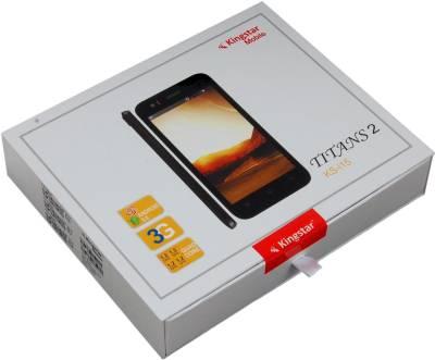 Kingstar i15 (Black, 8 GB)