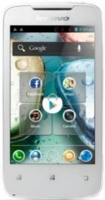 Lenovo A390 (White, 4 GB)