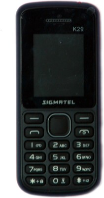 Saral Sigmatel K29(Black+red)