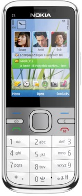 Nokia C5 at flipkart
