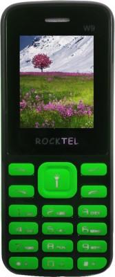 Rocktel W9(Black & Green)