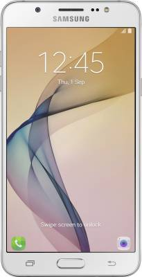 SAMSUNG Galaxy On8 (White, 16 GB)