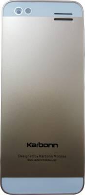 Karbonn K Phone1 (White/Champagne)
