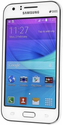 Samsung Galaxy J1 (White, 4 GB)(0.5 GB RAM)