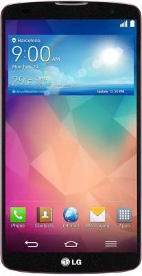 LG G Pro 2 (Red, 16 GB)