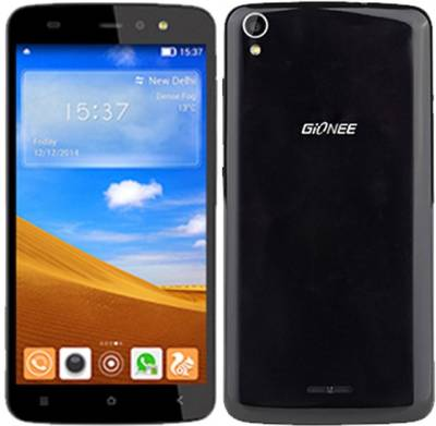 Gionee Pioneer P6 (Grey, 8 GB)