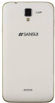 Sansui U40+ (White Gold, 4 GB)