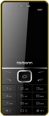 Karbonn K55 Star(Yellow & Black) 1