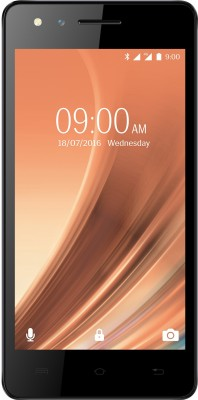 Lava A68 (Black, 8 GB)(1 GB RAM)
