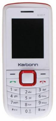 Karbonn K101 Star (White & Red)