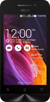 Asus Zenfone 4 (Red, 8 GB)(1 GB RAM) at flipkart