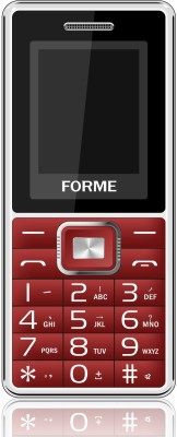 Forme D8(Red & Silver) 1
