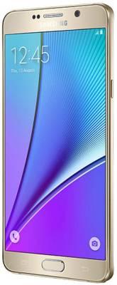 Samsung Galaxy Note 5 64GB Single Sim - Gold (Gold, 64 GB)