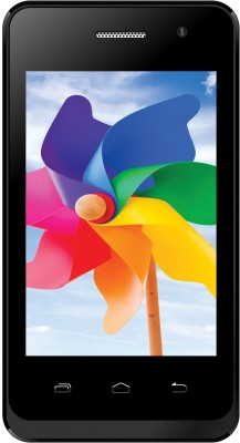 Intex Aqua R3 (Black, 512 MB)(256 MB RAM)