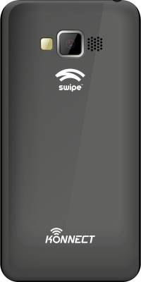 Swipe konnect 4 Neo (Black, 4 GB)