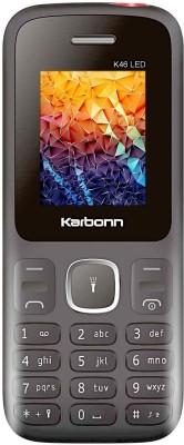 Karbonn K46 LED(Black & Red)
