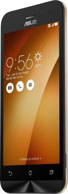 Asus Zenfone Go (2nd Gen) (Gold, With 8 MP Camera, With 8 GB)