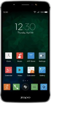 ZOPO ZP951 Speed 7 16GB - Black (Black, 16 GB)(3 GB RAM)
