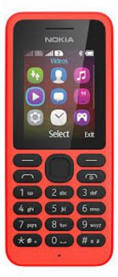 Nokia 108 Dual SIM(Bright Red)
