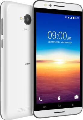 Lava A67 (White, 4 GB)
