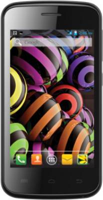 Intex Cloud Y12 (Black, 1 GB)