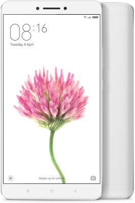 Xiaomi Mi Max (Silver, 32GB)