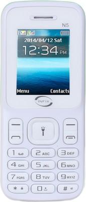 Infix N3(White & Green)