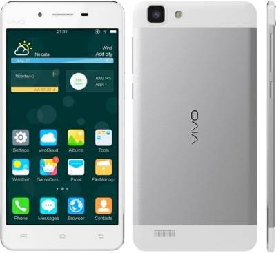 Vivo ( Y27L WHITE 16GB ) (WHITE, 16 GB)