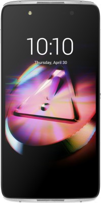 Alcatel Idol 4 (Metal Silver, 16 GB)(3 GB RAM)