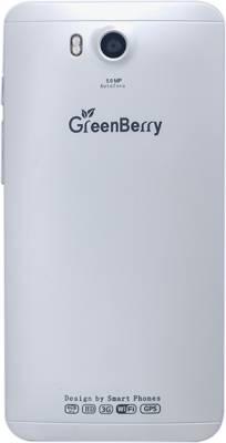 GreenBerry Passport (White, 8 GB)