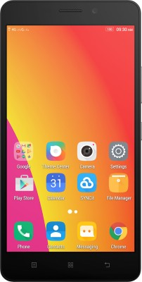 Lenovo A7700 (Black, 16 GB)(2 GB RAM) at flipkart
