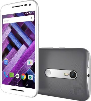 Moto G Turbo Edition (White, 16 GB)