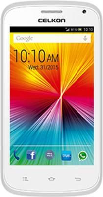 Celkon A407 Dual Sim (Grey, White, 256 KB)