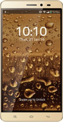 Celkon Diamond Q4G Plus (Gold, 8 GB)(1 GB RAM)