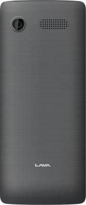Lava KKT Mega (Black & Grey)