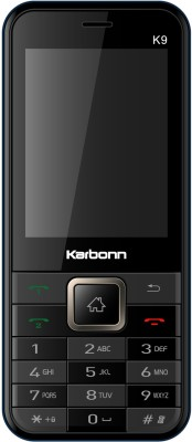 Karbonn Jumbo K9(Black and Champblack)