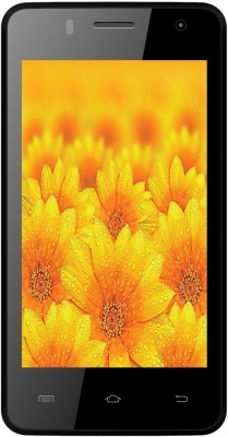 Intex Aqua Y2 1GB (Grey, MetalGrey, 8 GB)(1 GB RAM)